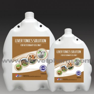 Liver tonic solution